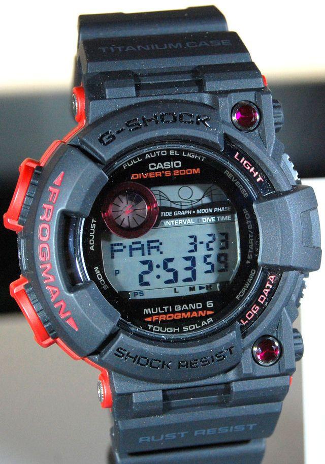 83bd887d792 G-Shock Frogman Titanium - Google Search
