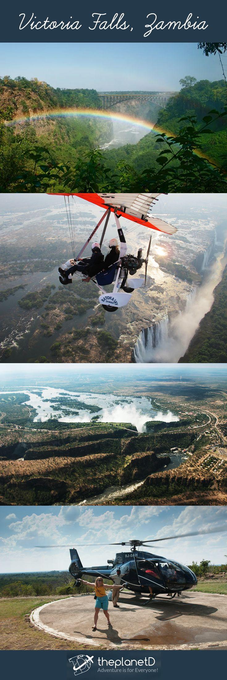 Dream Trip: Destination Victoria Falls, Zambia | The Planet D: Adventure Travel Blog