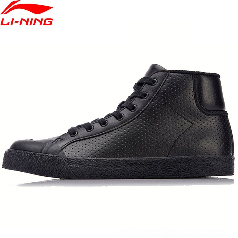 Li Ning Men UNDERDOG Walking Shoes Mid Cut Wearable LiNing