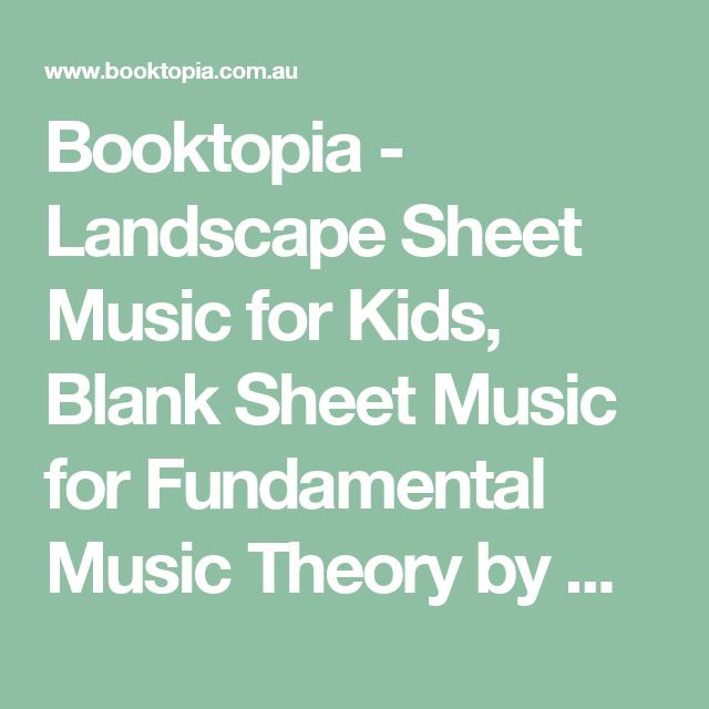 online blank sheet music