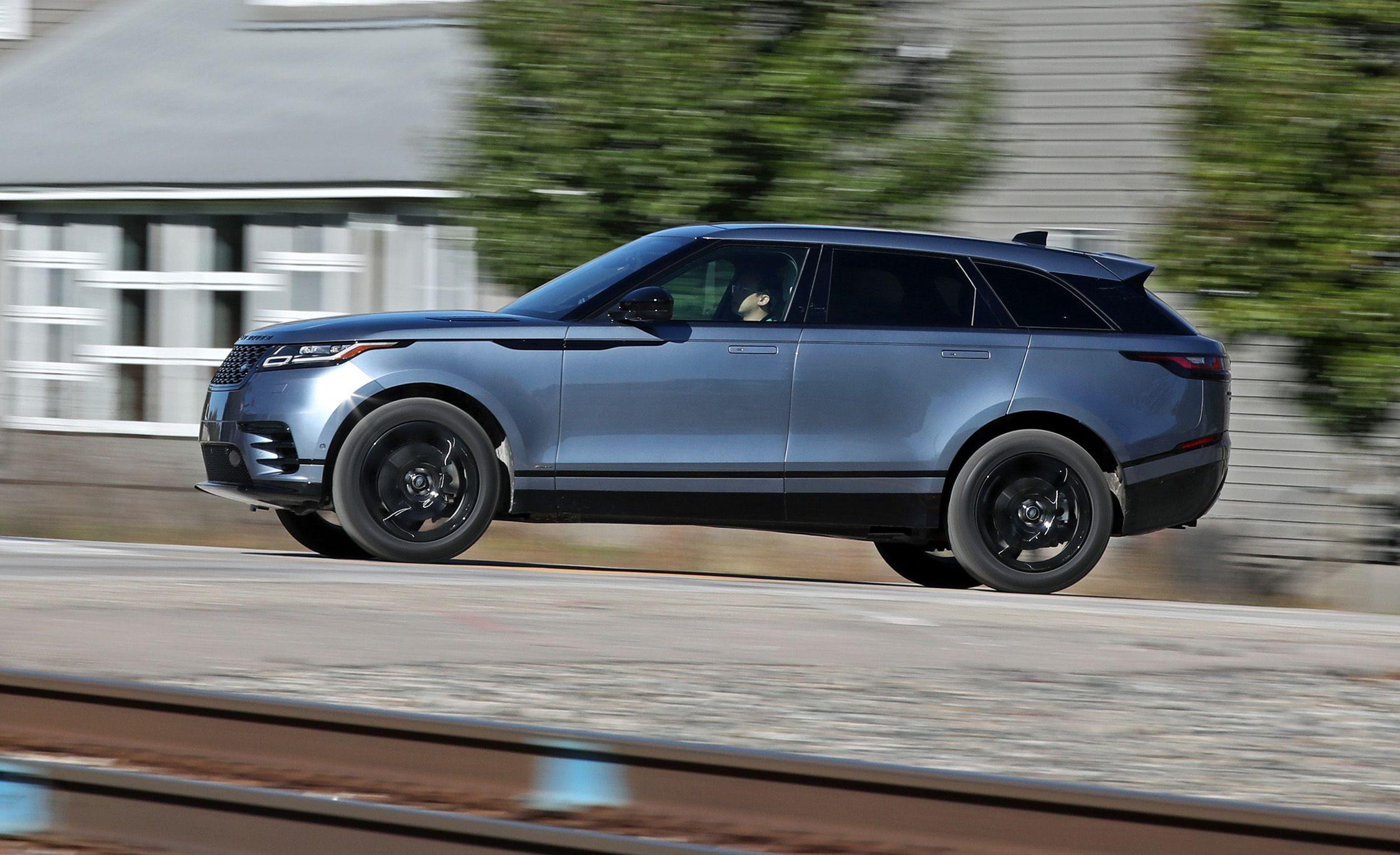 Range Rover Velar Tested In Depth What Luxury SUVs Are All - Cheap range rover insurance