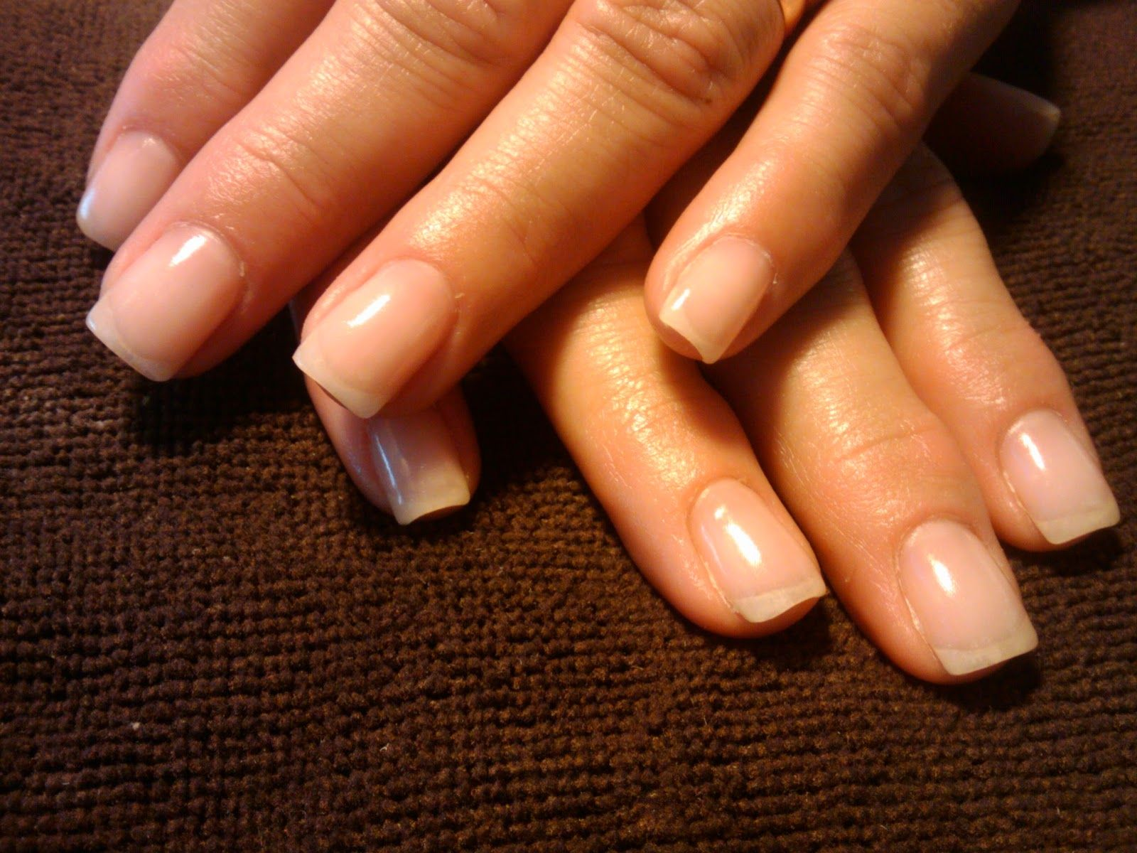 Let's make your nails pretty: Let's give those natural