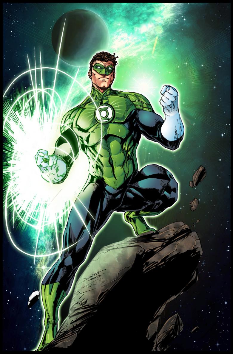 Green Lantern Brett Booth Bruno Furlani Mulas Green Lantern Hal Jordan Green Lantern Corps Green Lantern