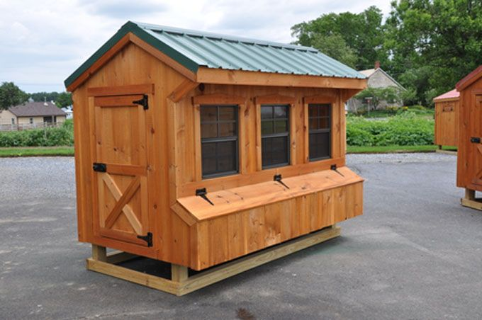 Lancaster Garden Walk: Amish Built Garages, Garden Sheds, Utility Buildings