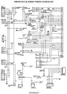 Click Image To See An Enlarged View Electrical Diagram Electrical Wiring Diagram Chevy 1500