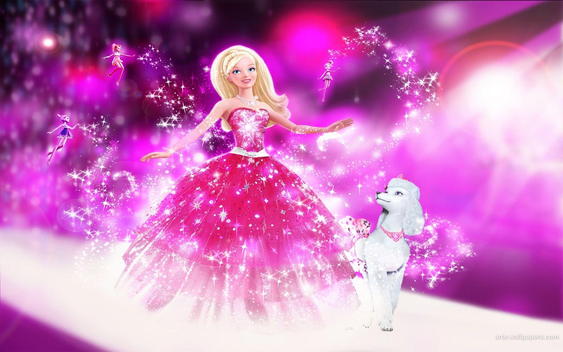 Barbie as Rapunzel Barbie Movies Beautiful Wallpapers 1920