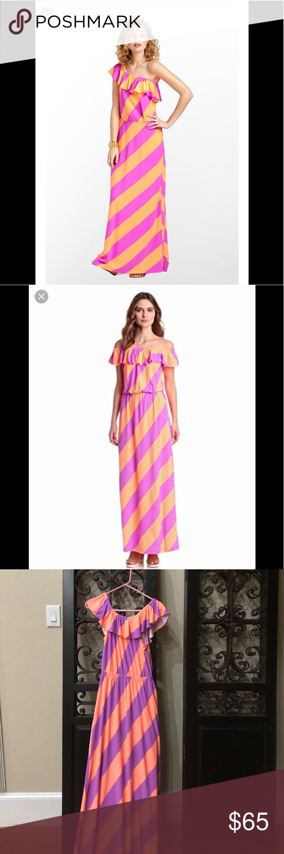 Lily Pulitzer Marley Maxi Dress