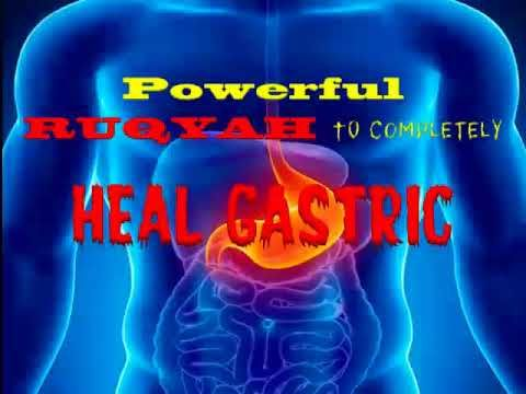 Powerful Ruqyah To Heal Stomach Ulcer And Gastric Ruqyah