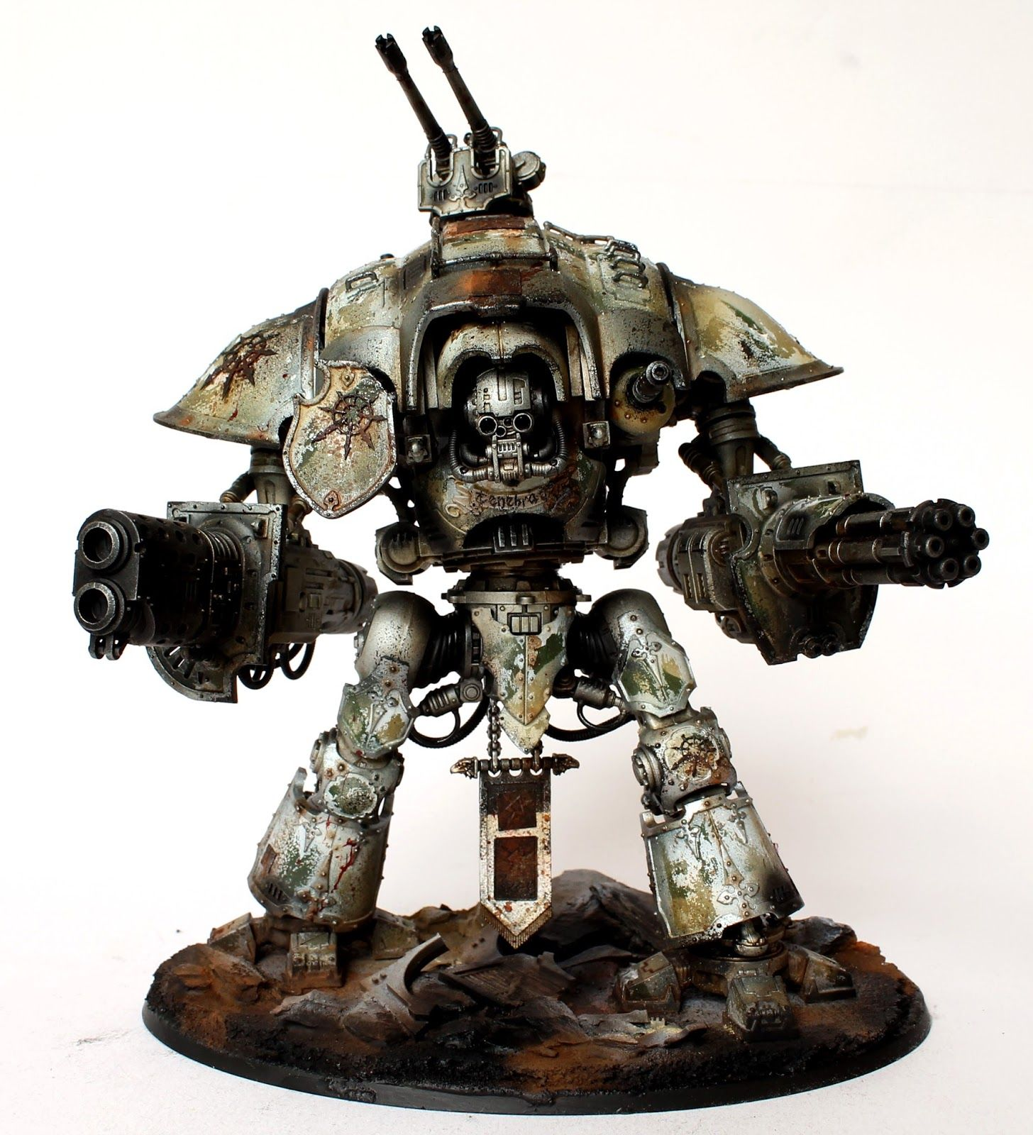 Showcase Imperial Knight Renegade 2