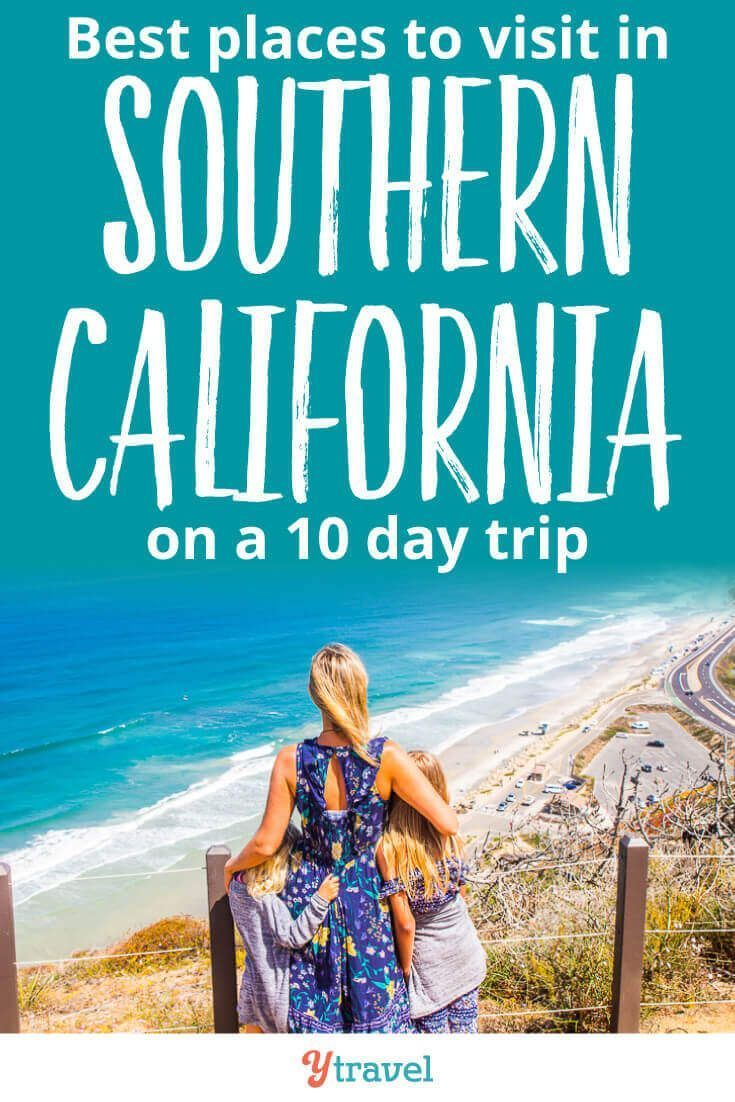 Southern California Vacations 2017: Explore Cheap Vacation ... |Southern California Visitors Guide