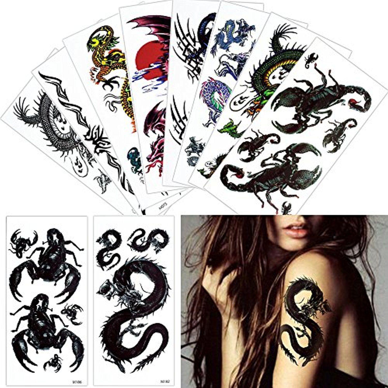 long term temporary tattoos diy