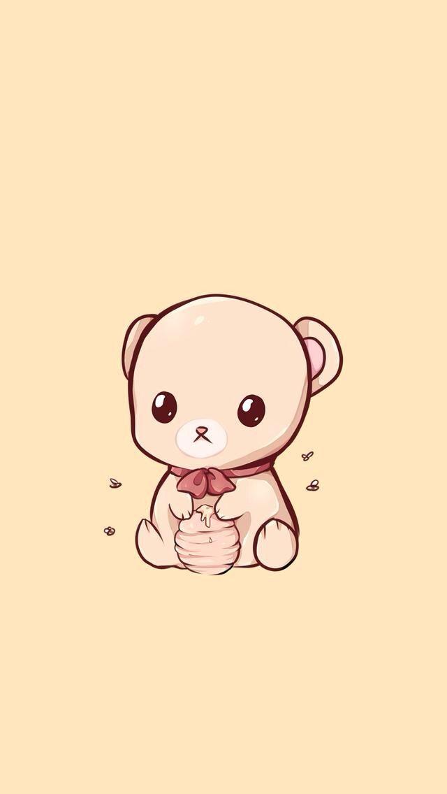 Its Just Me And Honey No One Else Matters Cute Cartoon Wallpapers Cute Disney Wallpaper Animal Wallpaper