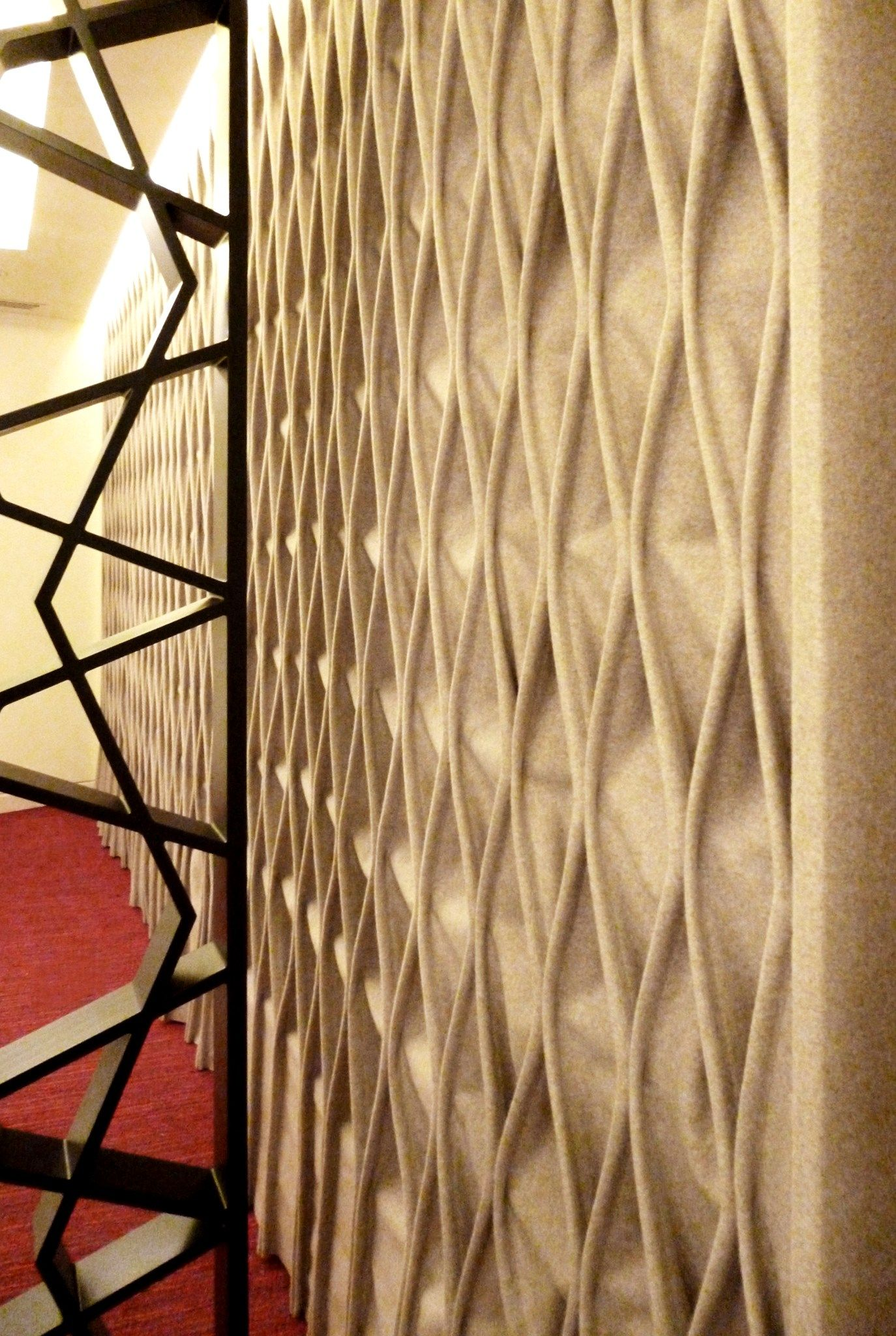 Luxury Decorative Acoustic Wall Tiles Component - The Wall Art ...