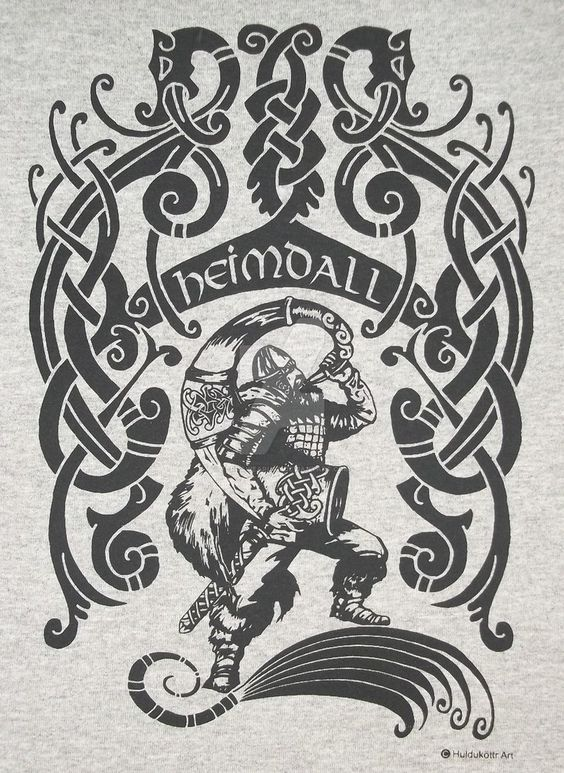 heimdall symbol