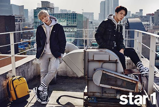 Leo and Ravi - @Star1 Magazine February Issue '16
