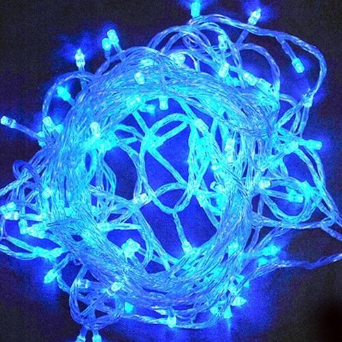 LED String Lights Blue 328ft Christmas Tree / Party / House
