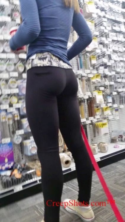 2fb41f7cf06d6 Following a tight ass in yoga pants (10 pics)... | f | Yoga Pants ...