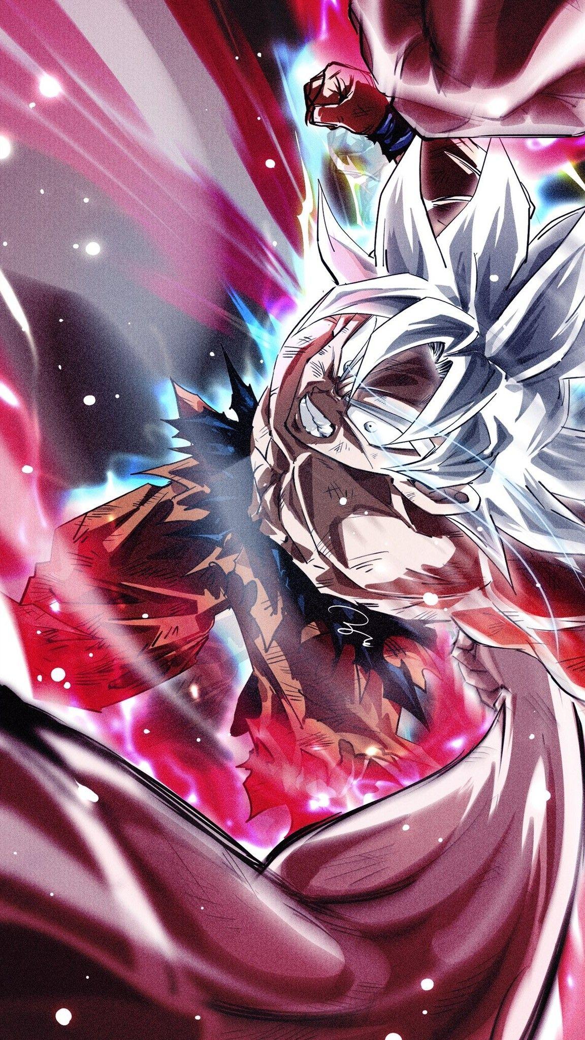 | Save & Follow | Goku • Ultra Instinct • Dragon Ball Super