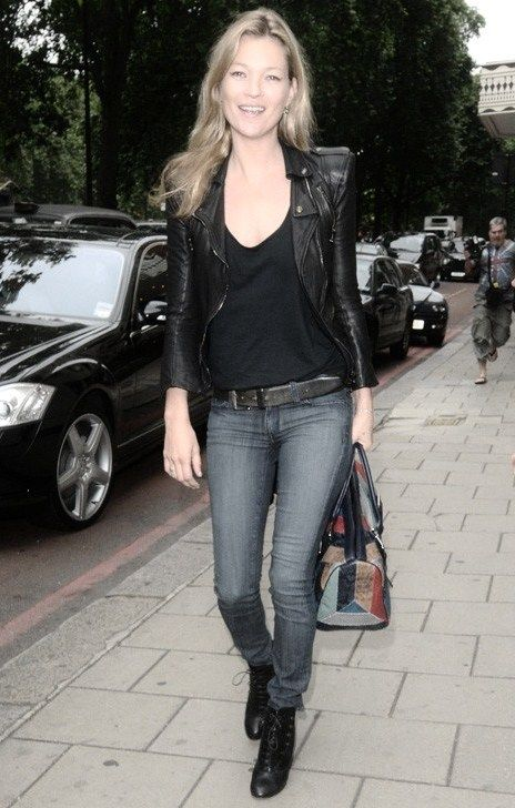 for whole family popular brand sneakers Kate Moss in Balmain | Fashion, Fashion outfits, Kate moss
