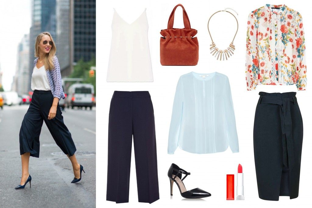 Stylish office clothes | Style ideas by Style Doctors | Shop the look via the website.