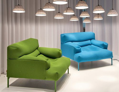 Lazy Bastard Lounge Chair  A Cross Between A Bean Bag And LaZyboy. Itu0027s  Super