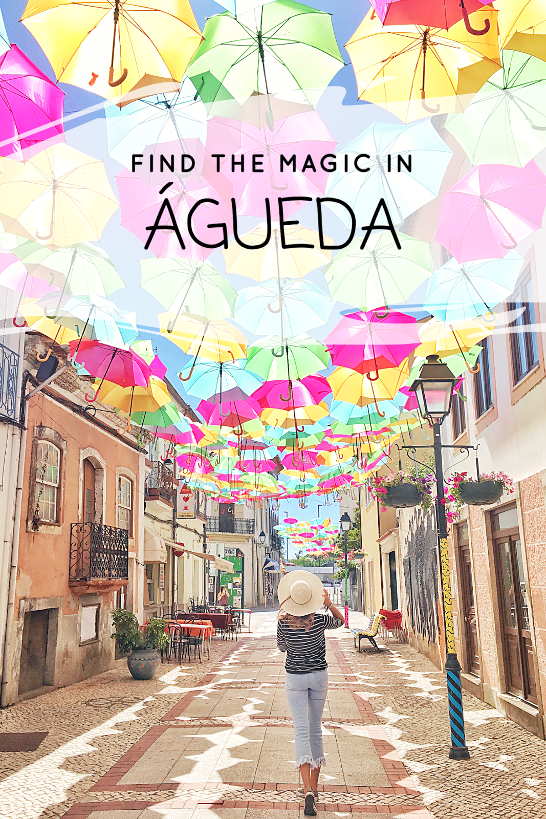 Follow me for more also on instagram :) www.instagram.com/ejnets The magical place Águeda near Aveiro with The Sky Project and its umbrellas and street art is on the blog with all the travel tips how to go there. www.ejnets.com #agueda #aveiro #portugal #traveltips #tips #travel #howto #travelgirl #travelblogger #travelportugal