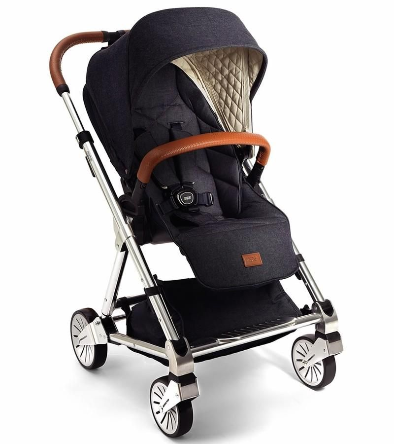 Mamas & Papas Urbo 2 Stroller Blue Denim Best baby