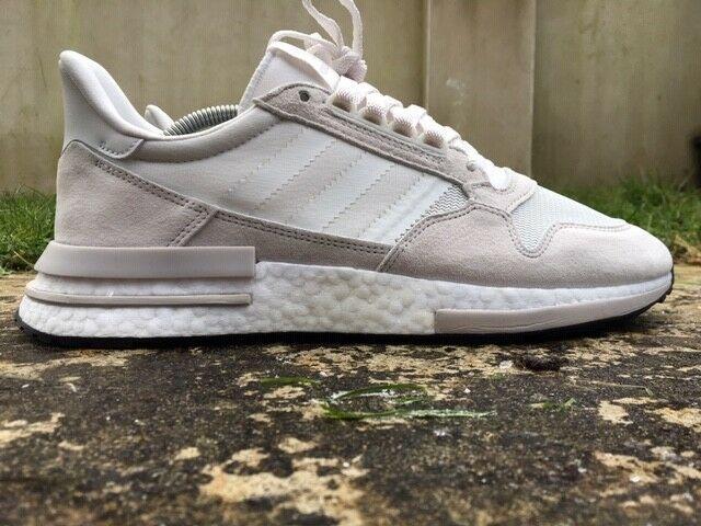 Adidas ® ZX 500 RM Size 11.5 UK Originals Mens Trainers  Cloud White  B42226  NEW  adidas d5ebf0a61