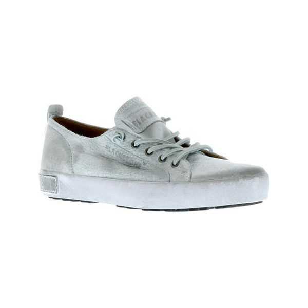 89d9378143 Women s Blackstone JL20 Leather Sneaker - White Metallic Full Grain...  ( 185) ❤ liked on Polyvore featuring shoes