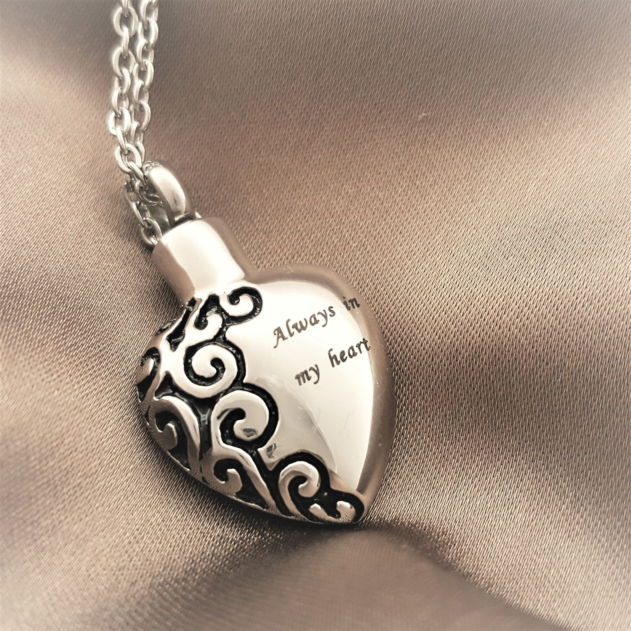 company wishlist heart lockets catholic cart in locket always memorial add my to the