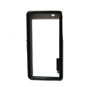 GA Hybrid Bumper Case for Sony Xperia Z3 Compact (Black) #onlineshop #onlineshopping #lazadaphilippines #lazada #zaloraphilippines #zalora