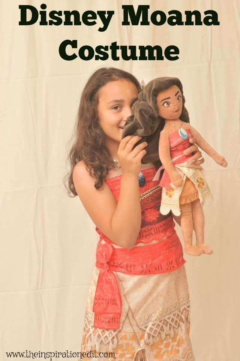 Exceptional Disney Moana Costume Fancy Dress   Polynesian Disney Character Outfit. For  Children Wanting To Dress Up As Moana