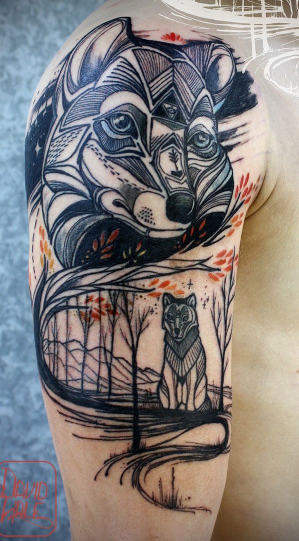 Awesome Arm Tattoo Designs | Cuded