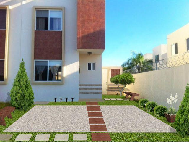 diseño exteriores Jardin Pinterest - diseo de exteriores