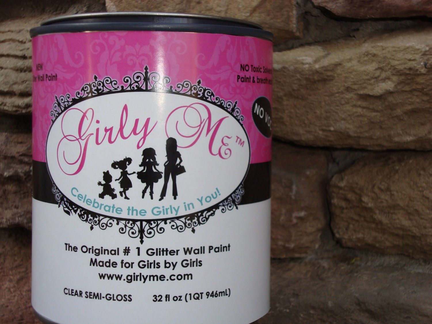 Find This Pin And More On Info Projects And Recipes Glitter Wall Paint