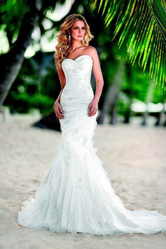 Sexy and Extravagant Stella York Wedding Dresses 2014 | Disney ...