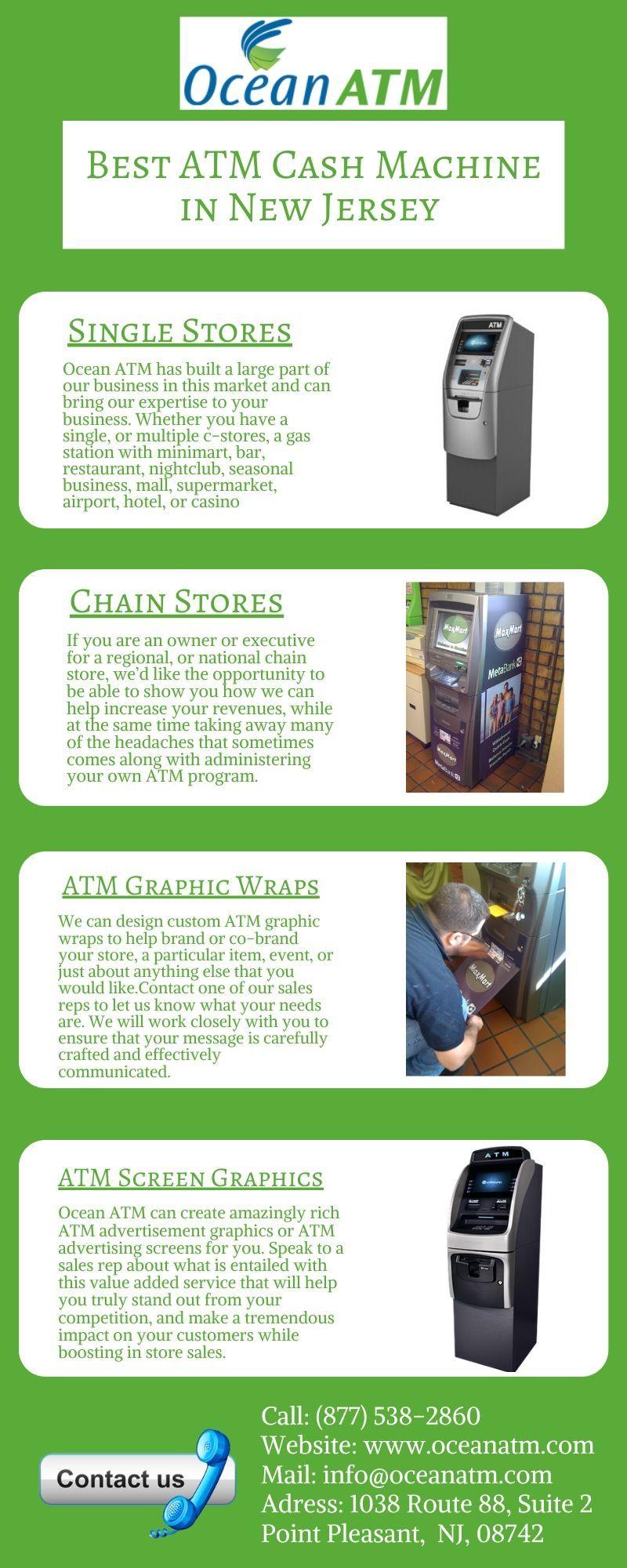 How do you buy an atm machine
