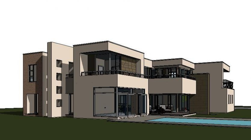 2 storey House Design Contemporary House Plans ...