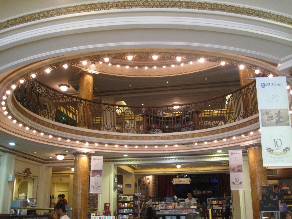 Stunning Movie Theater Turned Bookstore Movie theater