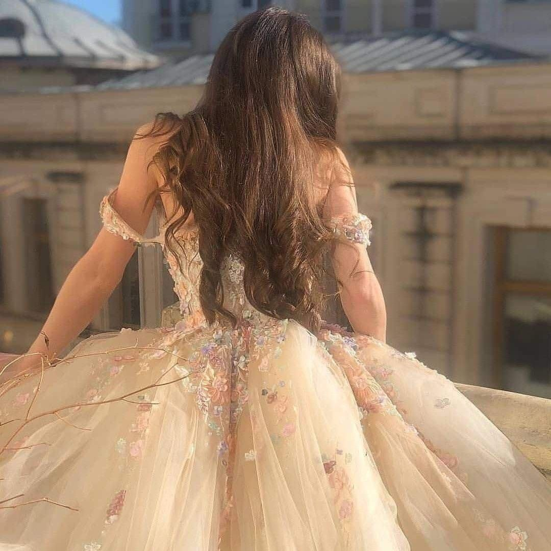 Untitled Prom Dresses Ball Gown Fairytale Dress Ethereal Dress [ 1080 x 1080 Pixel ]