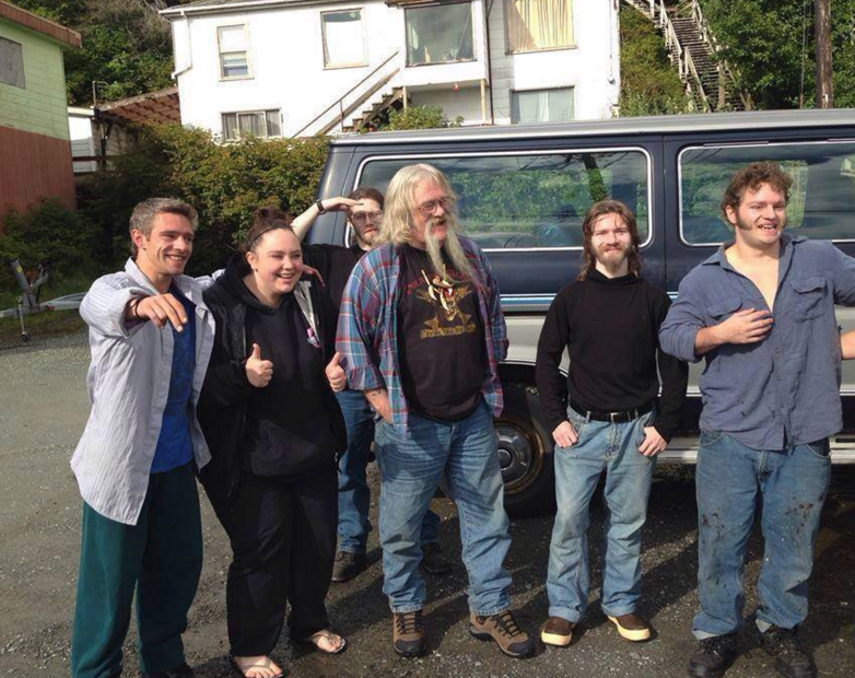 Photos Of Home The Alaskan Bush People Trashed Alaskan