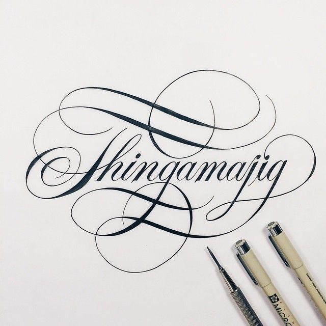 Lettering craft 9 New lettering inspirations from... • typostrate