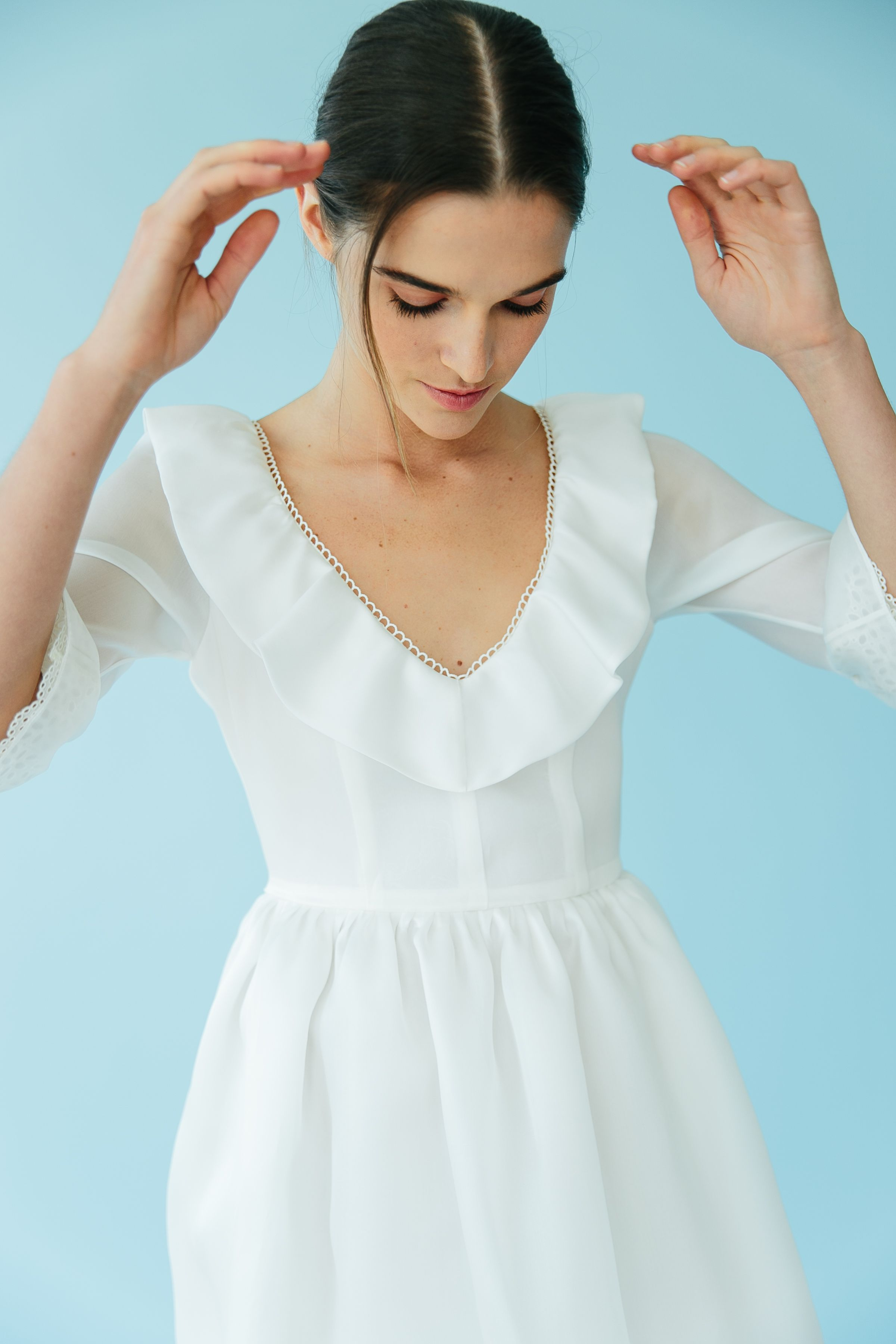 Margaret Dress   Bridal gowns   Pinterest   Sophisticated bride ...