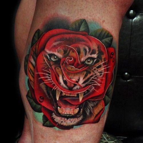 Tattoo by Andrés Acosta. #tattooartistmagazine #tattoo #tattoos #tattooed #ink #art