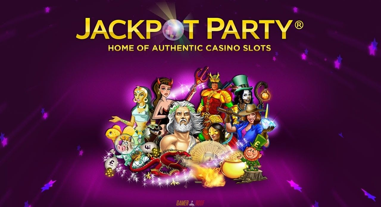 jackpot party free coins 2021