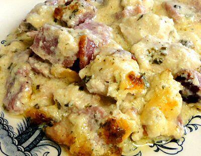 Chicken Cordon Bleu Casserole Low Carb Friends Lindas Low Carb Recipes Recipes Chicken
