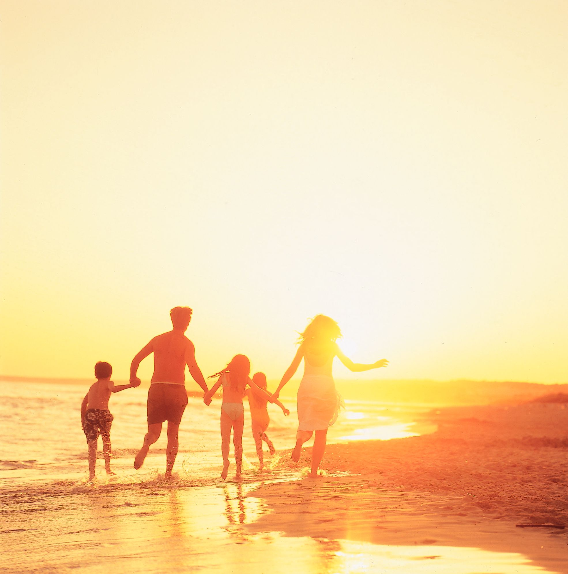 Every family deserves a beach break in the Summer both