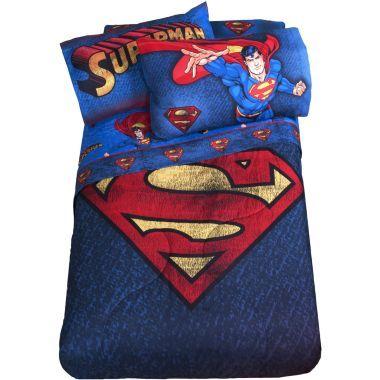 Superman Bedding Superhero Room Superman Room Batman Room