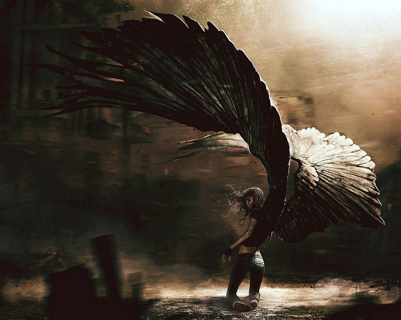 Luis royo fallen angel And