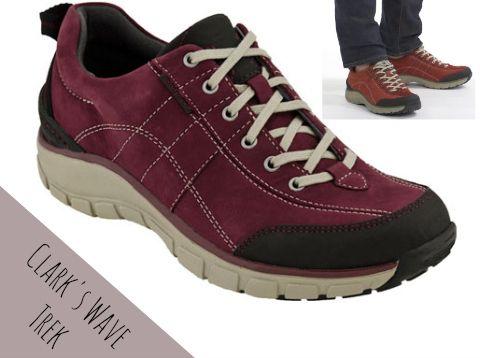 Clarks Wave. Trek !! | Comfort shoes